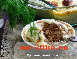 Запекаем мясные тефтели под сметанным соусом в духовке